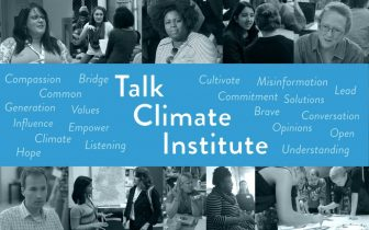 Talk Climate Institute @ Wilder Center