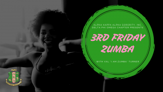 3rd Friday Zumba @ Minneapolis Urban League