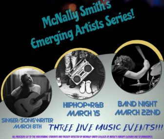 McNally Smith Emerging Artist Series @ Can Can Wonderland | Saint Paul | Minnesota | United States