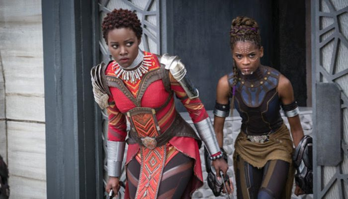 'Black Panther' breaks records at the box office