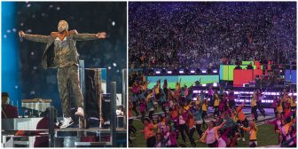 Photo highlights | Pink, Justin Timberlake at Super Bowl LII