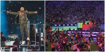 Photo highlights | Pink, Justin Timberlake at Super Bowl LII