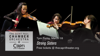 SPCO Chamber Music Series @ the Capri @ Capri Theater