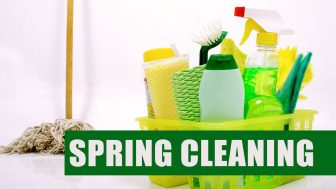 Stay green when you clean