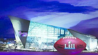 Hello, world. Welcome to Super Bowl LII!