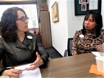 New YWCA leader a force, not a figurehead