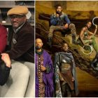 African Americans and Africans dialogue inspired by 'Black Panther'