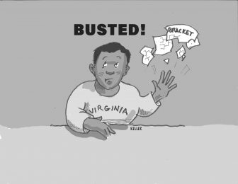 Cartoon of the Week: Busted
