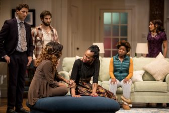 'Familiar': supurb cast marred by weak script