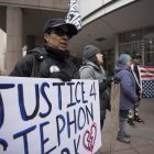 Protesters press for justice for all victims of police killings