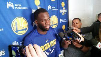 Warriors' sparkplug brings 'emotional edge' to team