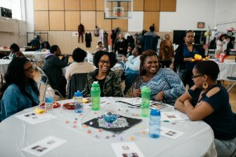 Networking with a sisterhood focus
