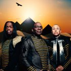 Earth, Wind & Fire with special guest Sinbad coming to Minnesota State Fair