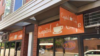 Neighborhood Cafe  Selby Ave St Paul Mn