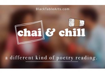 Chai & Chill - A Different Kind Of Poetry Reading @ Bordertown Coffee | Minneapolis | Minnesota | United States