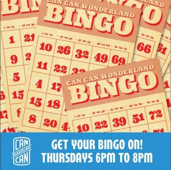 Bingo Thursdays 18+ @ Can Can Wonderland | Saint Paul | Minnesota | United States