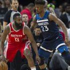 Rockets blast Timberwolves, hit big 5-0