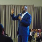 Earvin Johnson shares his business magic