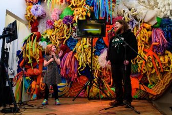 Karaoke for all ages @ Can Can Wonderland
