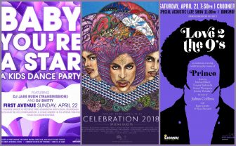 Paint the town purple — Prince events in the Twin Cities and beyond