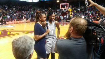 It's WNBA Draft time!