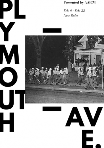 1967: The Plymouth Ave. Rebellion Opening Reception @ New Rules    Minneapolis   Minnesota   United States