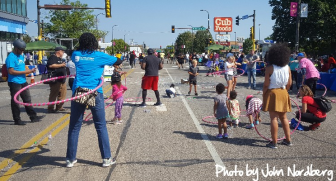 Open Streets - West Broadway @ Penn Ave. N to Lyndale Ave. N