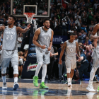 Thibodeau 'proud' of Timberwolves' 'fight' to advance to the playoffs (audio)