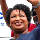 Stacey Abrams steps closer to making history as nation's first Black female governor