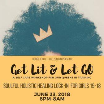 Get Lit & Let Go: Teen Self-Care workshop @ New Rules | Minneapolis | Minnesota | United States