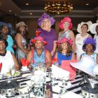 Big hats and colorful fun at 10th annual luncheon (photos)