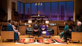 REVIEW:Guthrie's 'GuessWho's Coming to Dinner' a dud