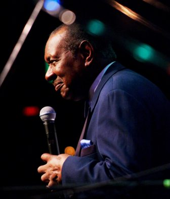 Crooners Lounge welcomes Freddy Cole