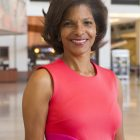 Kim Nelson receives YWCA's first-ever 'Woman of Power' award