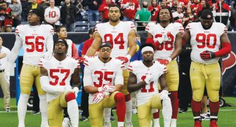 White NFL owners try to stifle Black protest