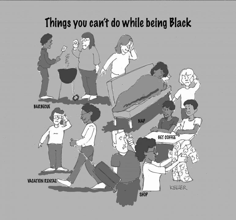 Breathing while Black