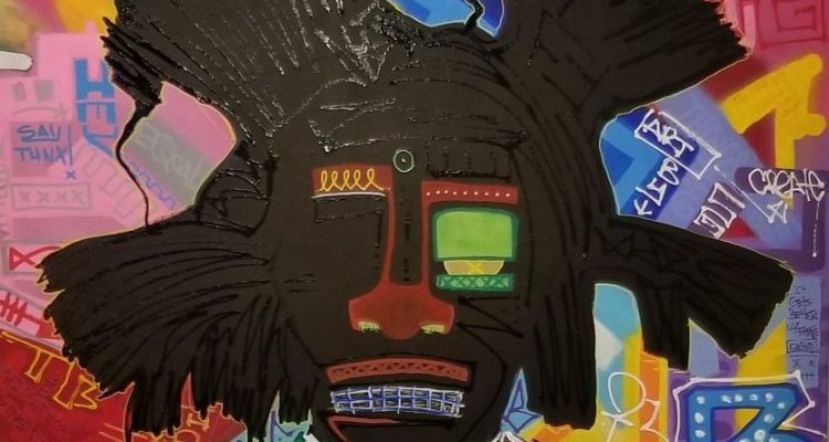 Local artist aims to spark new conversations about Blackness