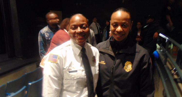 St. Paul Fire Department hires first Black female firefighter in 10 years