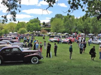 The sixth annual 10,000 Lakes Concours d'Elegance @ Excelsior Commons