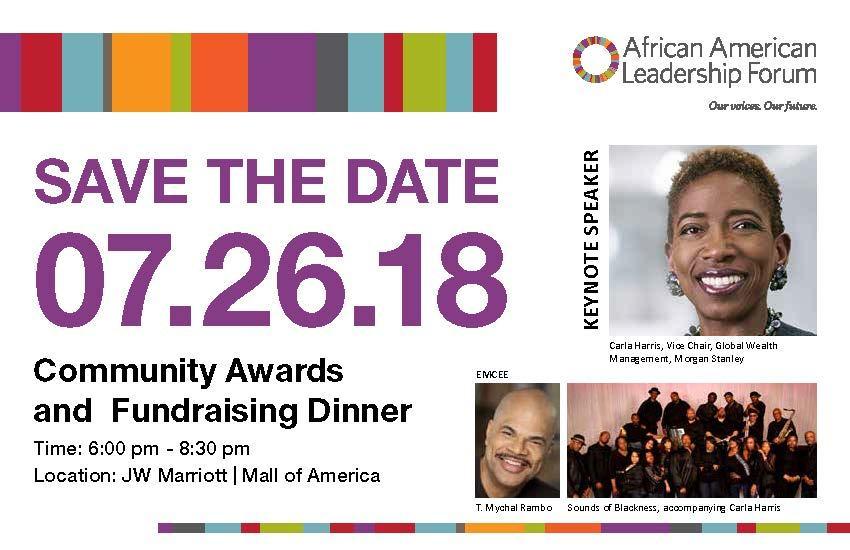 2018 AALF Annual Dinner | MN Spokesman-Recorder
