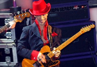 Prince as a guitarist – underrated but brilliant