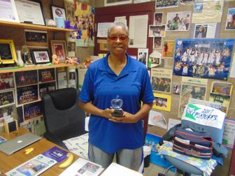 Southside teacher blazes trail to basketball Hall of Fame