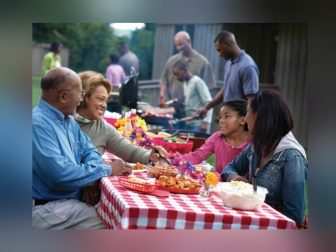 Leave the drama behind: family reunion tips