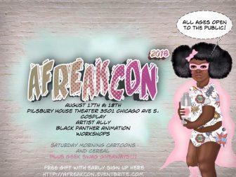 AfreakCON @ Pillsbury House Theatre   Minneapolis   Minnesota   United States