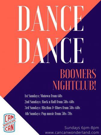 Boomers Nightclub @ Can Can Wonderland | Saint Paul | Minnesota | United States