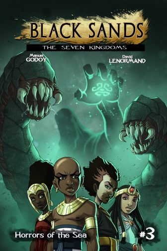Pan-African graphic novel to get full length animated adaptation