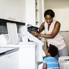 How doing chores can help your kids — and you