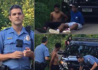 Park police draw guns, handcuff Black teens at Minnehaha Falls