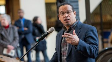 Ellison says as MN attorney general he will pursue 'justice for everyone'