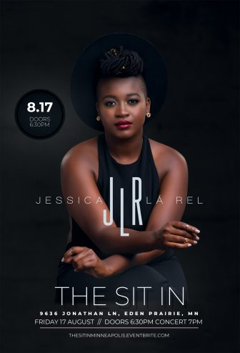 The Sit In Tour featuring Jessica Lá Rel @ Home of Tori & Leon Hill    Eden Prairie   Minnesota   United States